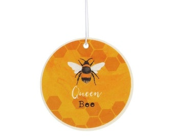 Queen Bee Lemon Scented Air Freshener