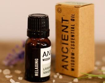 Relaxing Essential Oil Blend - 10ml Bottle