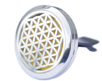 Flower of Life  - Car Aromatherapy Diffuser