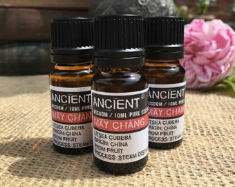 May Chang Essential Oil - 10ml Bottle