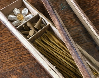 Sandalwood and Iris Incense Gift Set by Zen Aromas
