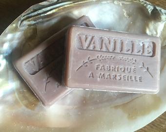 Vanilla - Luxury Marseilles Guest Soap - 60g