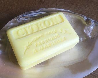 Lemon - Luxury Marseilles Soap - 125g