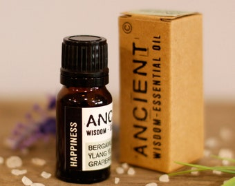 Happiness Essential Oil Blend - 10ml Bottle