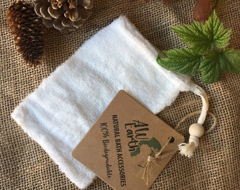 Bamboo Soap Bag