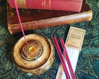 Jasmine Incense Sticks - Ten Sticks