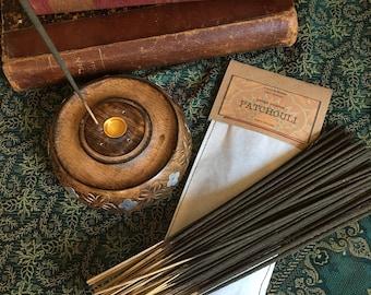 Patchouli Incense Sticks - Fifty Sticks
