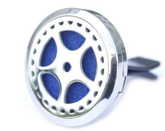 Auto Wheel  - Car Aromatherapy Diffuser
