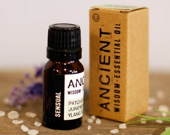 Sensual Essential Oil Blend - 10ml Bottle