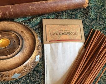 Sandalwood Incense Sticks - Fifty Sticks