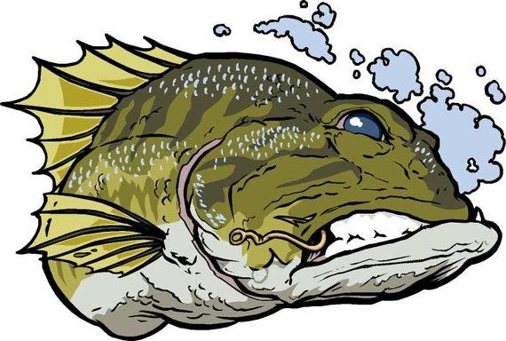 Angry bass