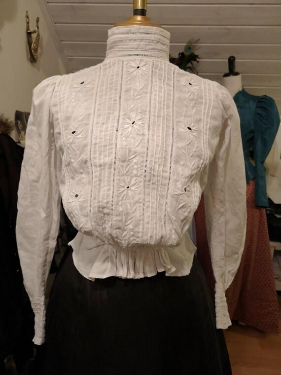 Antique edwardian blouse