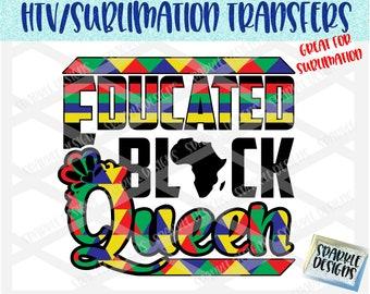 Black queen heat | Etsy