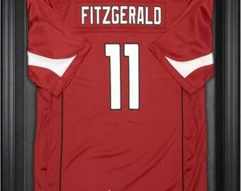 9b1f36ad1 Arizona Cardinals Framed Jersey Display Case