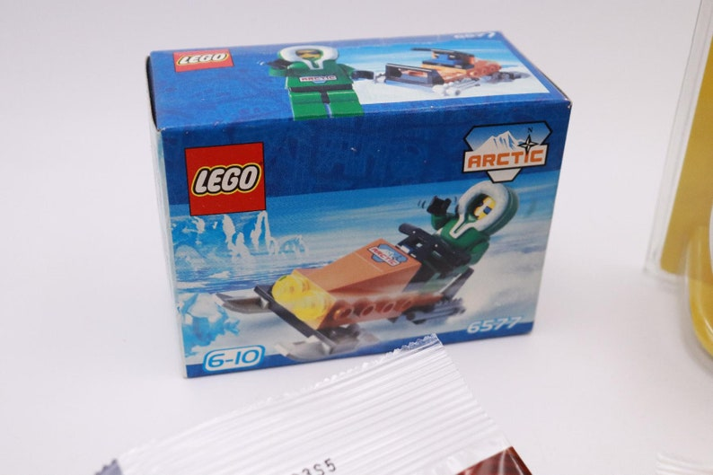 LEGO mixed lot  4348 6577 3871 30293  NEW Ovp #Y3