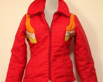 aef6a95067 1970s Retro Ski Jacket