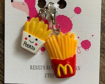 Progress Keepers - Stitch Markers - Fries