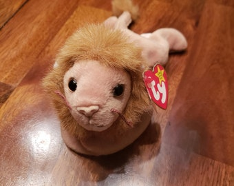 80bb94a10c5 Roary Ty Beanie Baby! Ultra rare errors! Collectors item!
