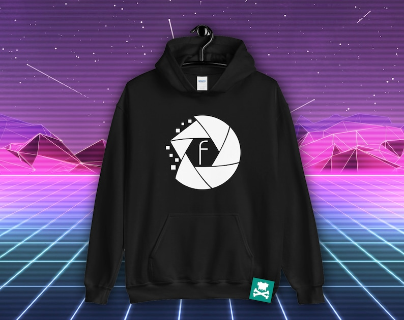 Photography Shutter Blades Hoodie image 0