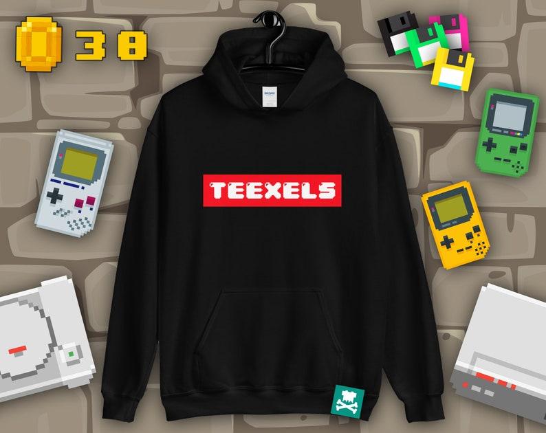 Teexels Hoodie image 0