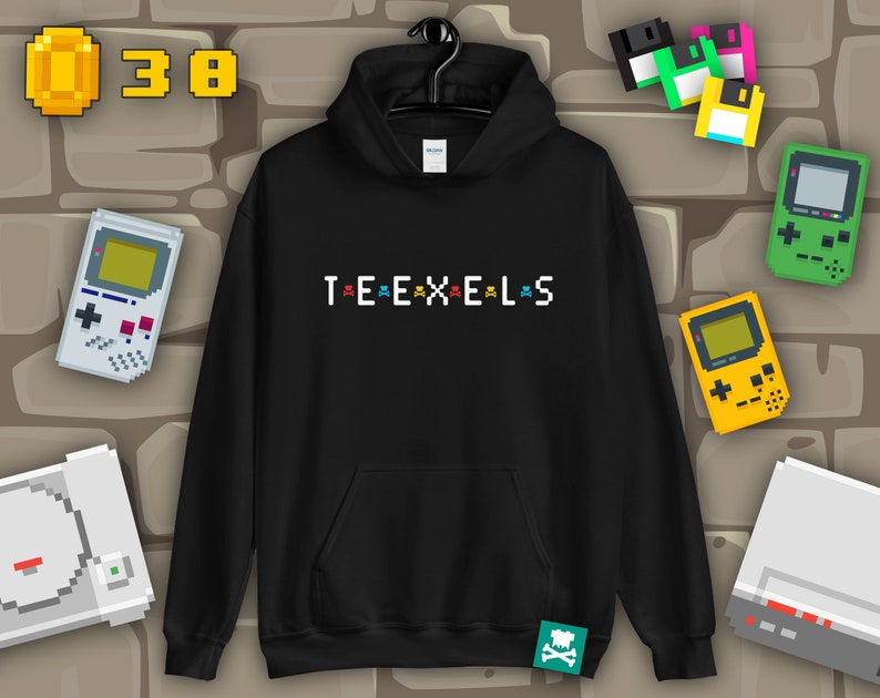 Teexels for Ever Limited Edition Hoodie image 0