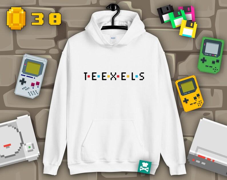 Teexels for Ever Hoodie image 0