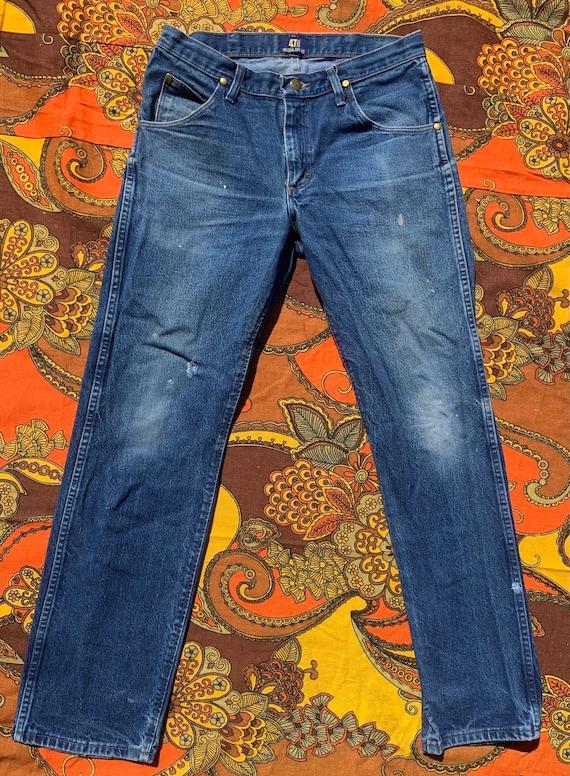 Wrangler Distressed Jeans - image 1