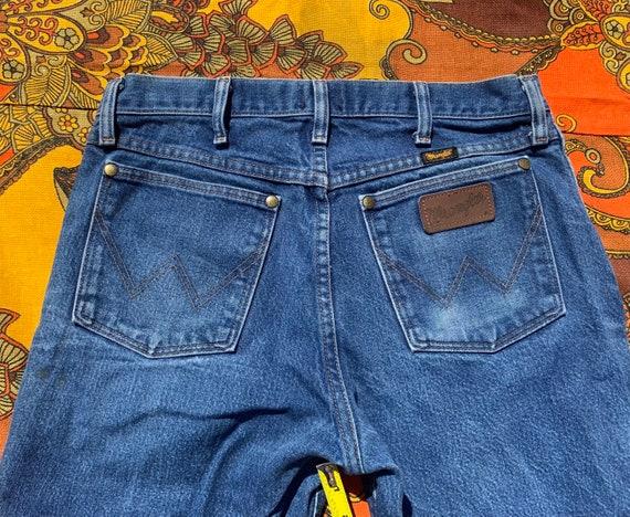 Wrangler Distressed Jeans - image 3
