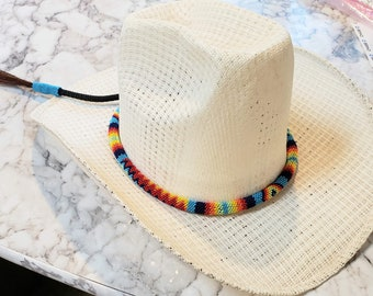 7ae613977 Horsehair hat band   Etsy