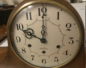 Antique Seth Thomas 8 Day Quarter Hour Westminster Chime Mantel Clock No. 124 Medbury 5w