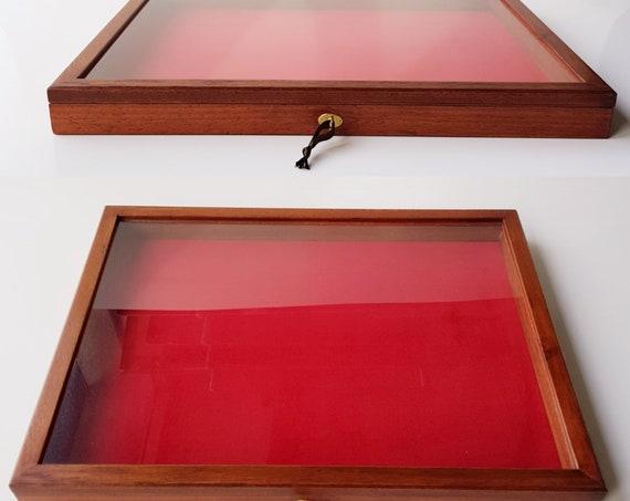 Art VE02 by ZECCHI Vetrina per Monete e Medaglie Vetrina da Esposizione Teca per Oggetti da Collezione  Showcase Display Case Collectors.