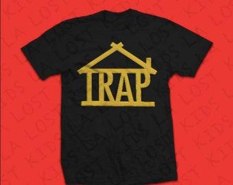 6fd28fc9 Trap house shirt   Etsy