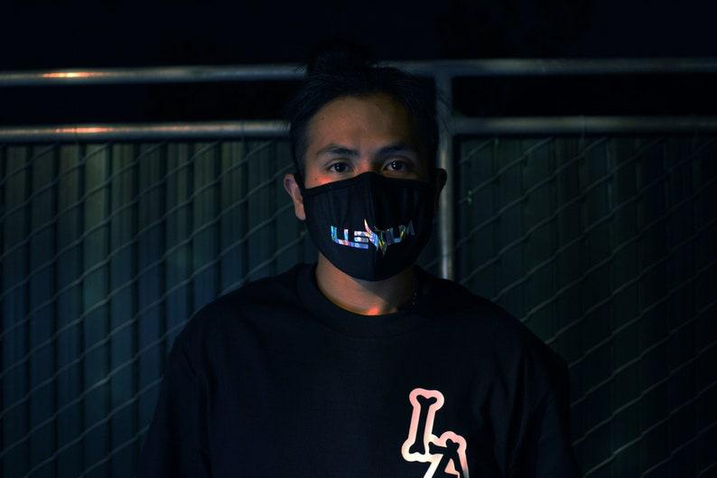 Custom Rave Mask