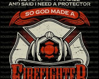 Image result for god needs fireman