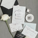 Styling Boards - Warm-tone Gray Linen Double Sided Rollable Flat lay board for photographers, stylists, and  florists