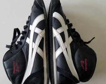 671d104d2b4296 Totally 80s hair band vintage real leather wrestling shoes. Eddie Van  Halen