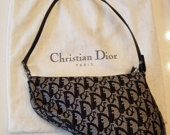 6be4d2f2d9859 Authentic vintage Christian Dior monogram mini trotter with original  dustbag. Perfect condition. Only used a few times
