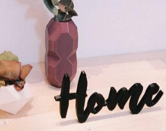 Palabras decorativas  - Personalizable