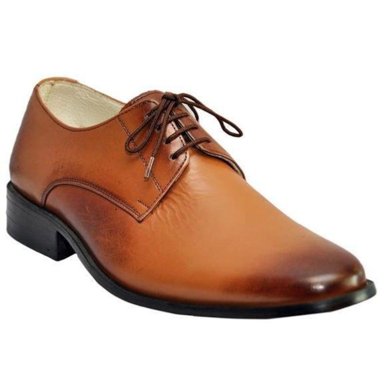 Johny Weber Handmade Leather Oxford Style