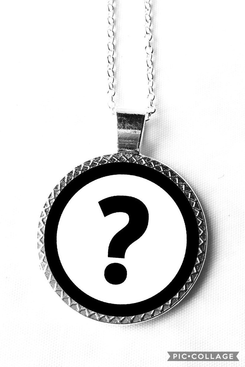 429bba276470e Mystery Necklace, Mystery Box Necklace, Surprise Necklace, Seller's Pick  Necklace, Be Surprised, Mystery, Adventure Necklace,
