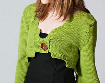 Schulana Jacket Knit Pattern