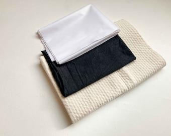 Period Panty Sewing Kit (Technical Gusset Fabrics ONLY) - Period Pants material - DIY Period - Menstrual panties kit