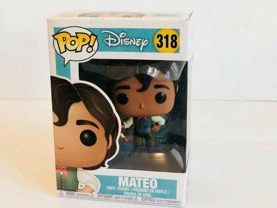 Funko Mateo Brand New In Box Elena of Avalor POP Disney