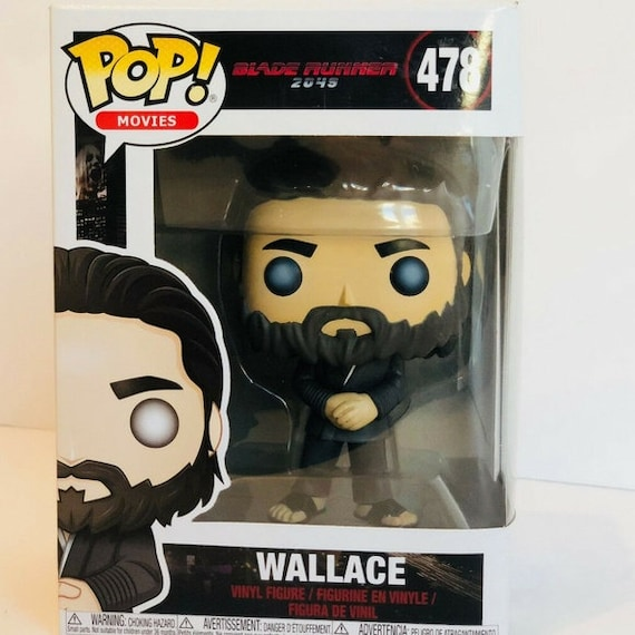 Wallace-BLADE RUNNER FUNKO POP VINYL