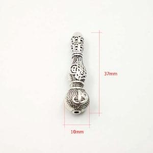 EMAMU Minaret Tasbih 7.5mm and 10mm emamah