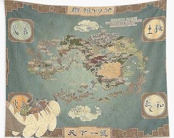 Avatar map | Etsy