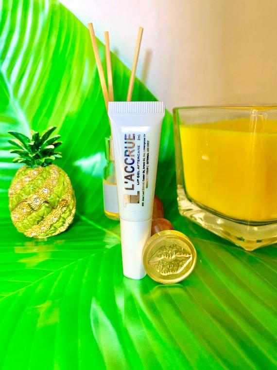 LACCRUE Lip Gel Aftercare | Arnica Lip Gloss | Natural Healing Lip Gloss | Vegan Lip Gloss | Lip Filler Aftercare | Lip Blush Aftercare