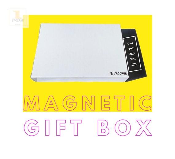LACCRUE Premium Magnetic Gift Boxes