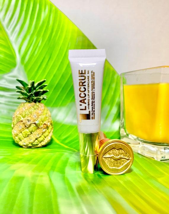 LACCRUE Hybrid Lip Aftercare - Organic/Natural Ingredients - Lip Gloss - Lip Moisturizer - Lip Aftercare - Lip Blush Aftercare - Lip Care