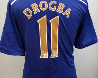 low priced 9d6df 9fe53 Drogba | Etsy